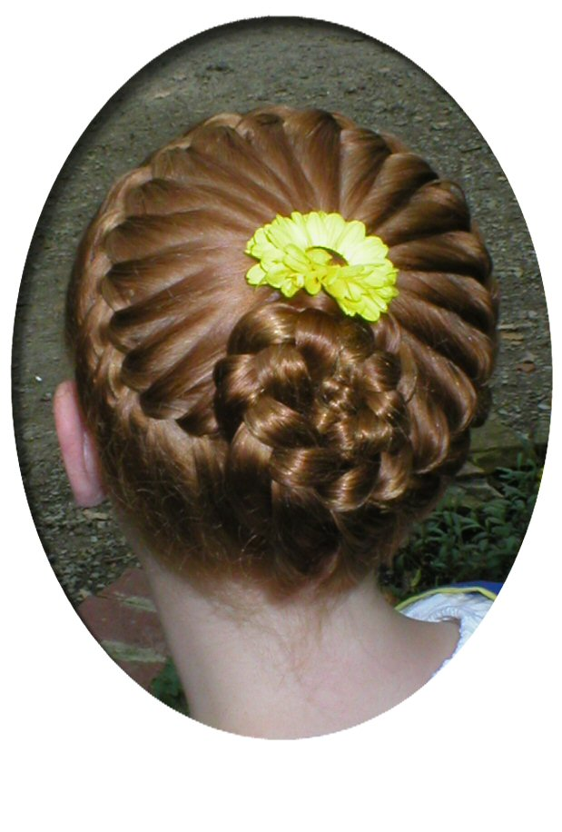 How To French Braid. French crown