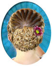 French Crown with Six Twists